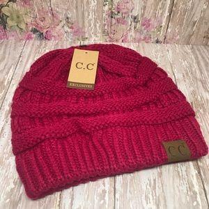 C.C Beanie Tail Hat